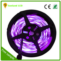 Fashion accessory 12v 36w smd5050 profile led strip light plastic cover