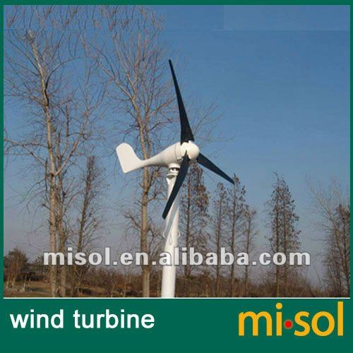 wind turbine 200w small size, wind generator, three blades