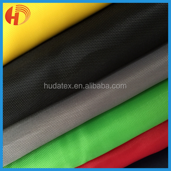 600D 100% polyester pvc coated oxford fabric polyester