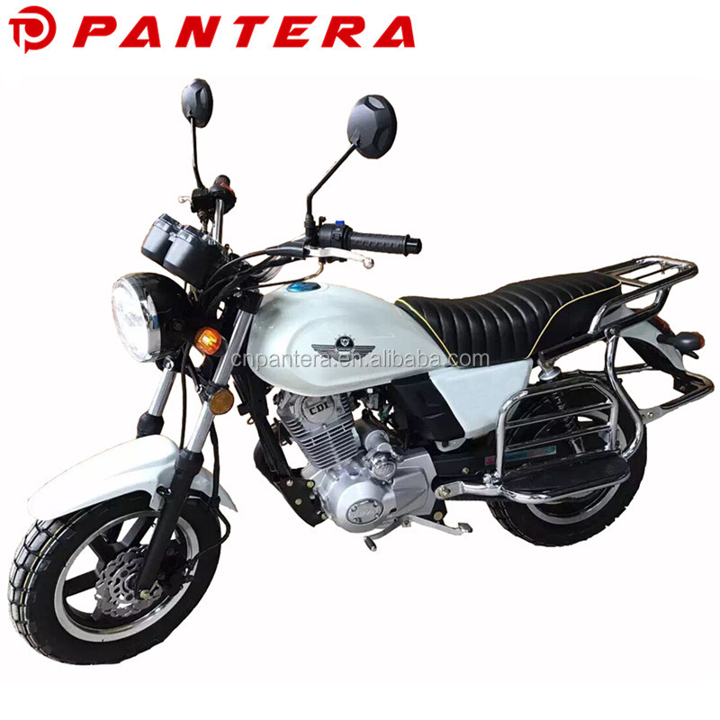 2017 4 Stroke Gasoline Street Chinese Motorcycle 125 cc