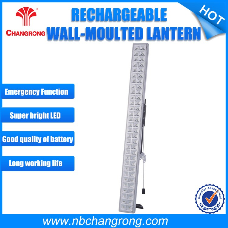 60SMD led auto wall-mounted emergency light