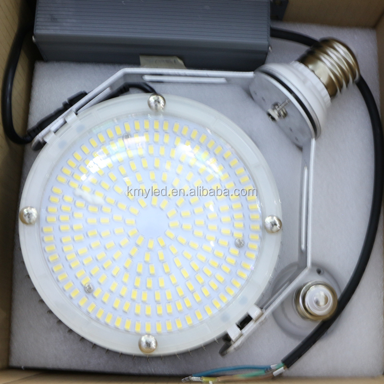 2018 New hot seller Wall Pack ShoeBox Retrofit Bulb E27 26 E39 E40 50W 75W 80W 100W 120W 150W 200W LED Plate Retrofit Kits