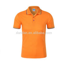 Hot Selling Lastest Design Men's Colorful Polo t shirts