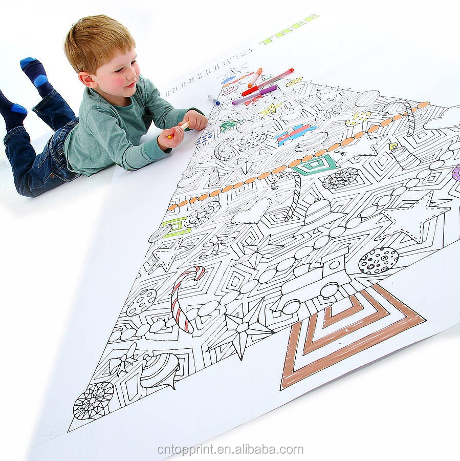 List Manufacturers of Supertubes Giant Coloring Poster, Buy ...