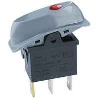 RoHs Power Buttom switch 3p 10 amp switch