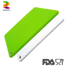 2017 Silicone tablet case unbreakable cover for ipad air 2