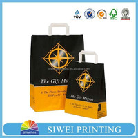 2015 Wholesales Custom Printed Handmade Luxury smart hot sale custom paper shopping bag