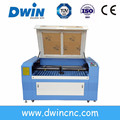 laser engraving cutting machine working on acrylic wood leather