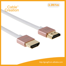 Factory Price Wholesale High Speed HDMI Cable 2.0 1m HDMI Cable 4k for ps2