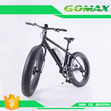 Electric Fat Tyre 36v 350W Lithium Battery big tyre Electric Adult Mountain Bike fat tire electric mountain bike