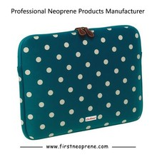 Cute Reversible Soft Neoprene Laptop Sleeve Case