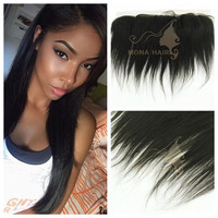 Brazilian virgin hair straight,brazilian elegante remy hair, human hair top closure lace wigs lace front wigs