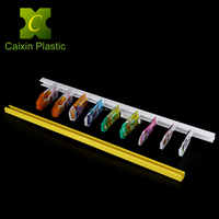 Spouted Bag Guide Rail Plastic