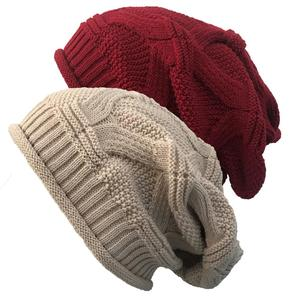 08eaee99ccd Wholesale winter beanies hat unisex knit cap embroidery woven fabric keep  warm for women men caps hats outdoor