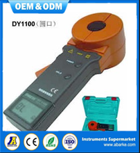 Clamp-on Earth Ground Resistance Tester Meter DY1100 in china manufacturer