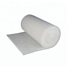 Non-woven washable air conditioning filter media