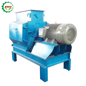 Factory Price Wood Chip Hammer Mill Crusher Machine For Sale