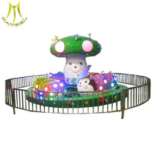 Hansel indoor amusement rides from china sale and shoe apperance carousel for sale with carousel horse centerpiece