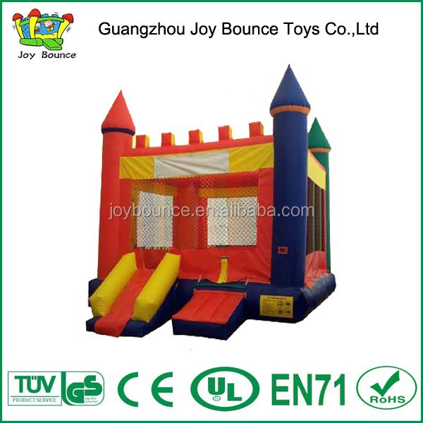 giant/large inflatable bouncy castle for good sale