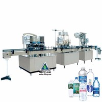Linear Bottle Water Bottling And Manufacturing