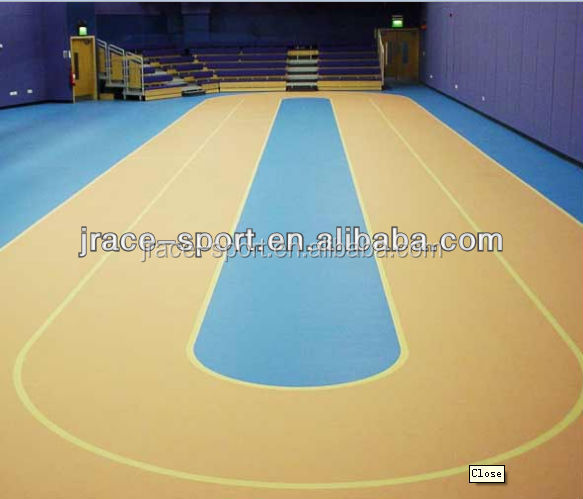 kindergarden indoor softy rubber playground flooring