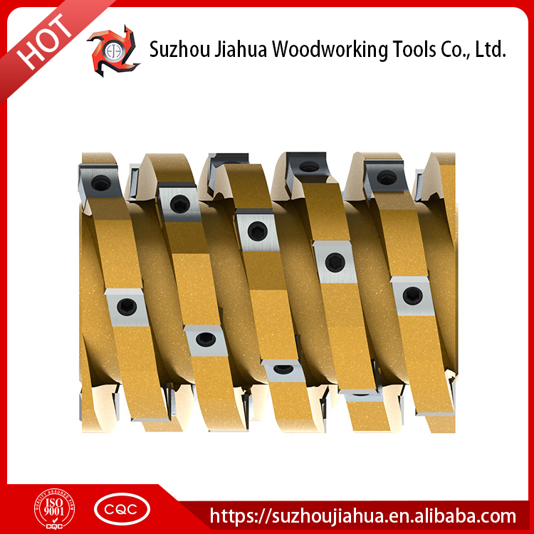 Woodworking Industry Moulder Cutter Head