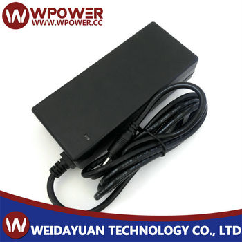 19V 4A 76W AC To DC Switching Mode Power Supply Adapter