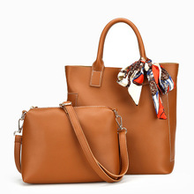 YLB037 handbags ladies purses satchel shoulder bags <strong>tote</strong> hand bags 2019 with scarf