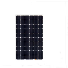 Solar Panel Pole Mounting System Double Glass Solar Panel