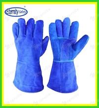 Hot selling Expanding safety products maket tig welding glove enjoy the market very well working glove