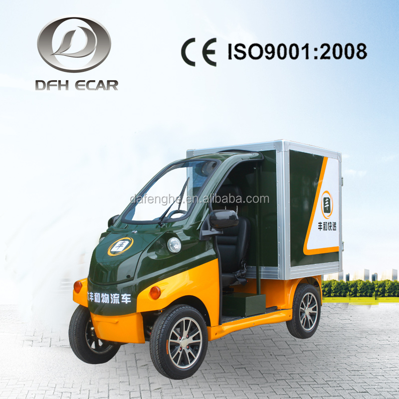 Mini electric delivery truck/ community electric smart car