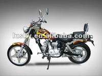 elegant EEC 50cc chopper motorcycle