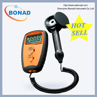 2016 hot sell! Portable UV Light Meter which test UVA&UVB UV340B