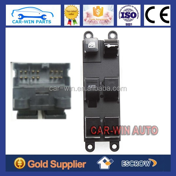 High quality power window switch for nissan altima sentra for 2001 nissan sentra power window switch