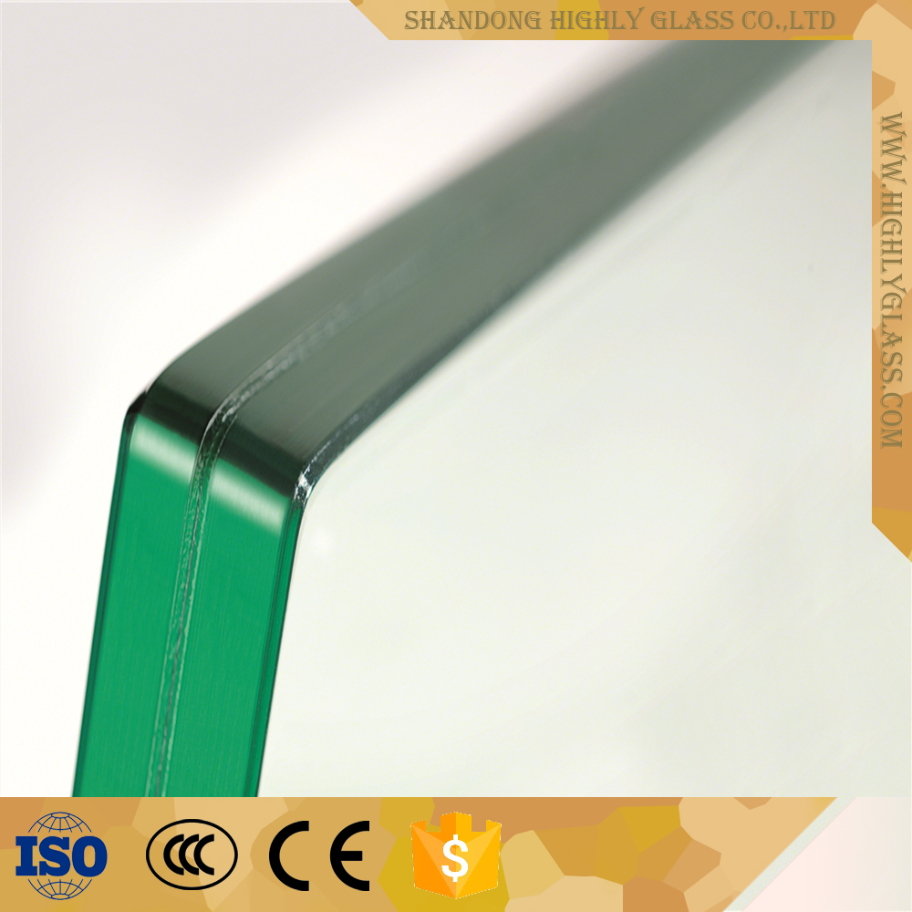 Strongest laminated glass with bullet resistant
