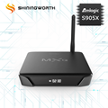 2017 G10SX Amlogic s905x android 7.1 2G 16G KODI17.3 2.4G/5G double wifi DDR4 android smart tv box