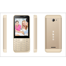 New products! 4 Sim Card Feature Phone Spreadtrum 6531DA 2.8inch gsm 4 Sim Card Mobile Bar Phone