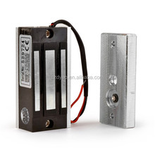 1200 lb Strong Magnetic Lock Door Apartment Gate With LED and Door Setection