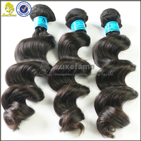 2014 china manufacture brazilian virgin hair loose weave new original brazilian loose wave human hair extensions
