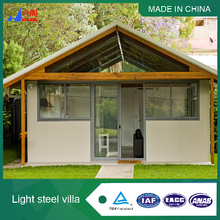 Light Steel Frame Prefabricated House Used Prices