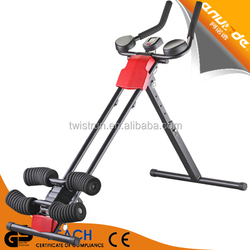 power abdominal machine, AB exercise ,folding AB coaster