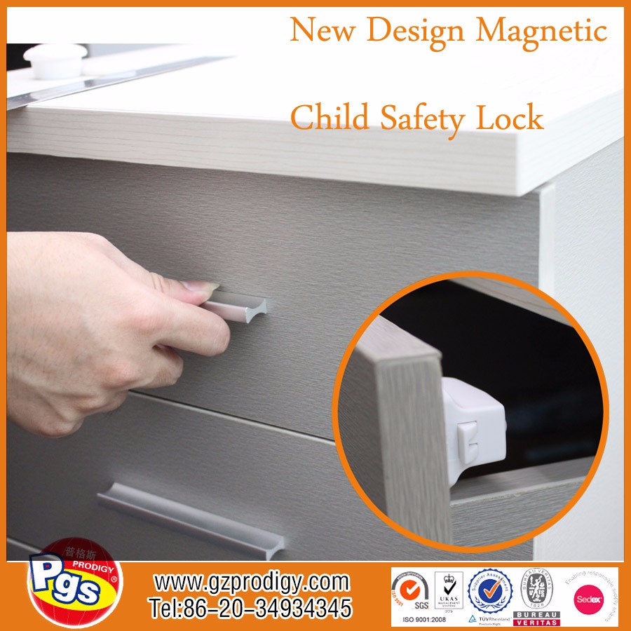 child magnetic door lock guangzhou childproof magnetic cabinet locks