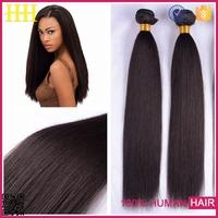 New products peruvian hair weaves yaki pony hair styles light yaki hair extensions