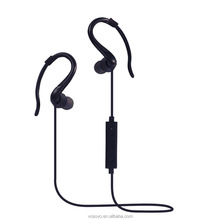 Wireless Wireless Earphone Ear Hook Sport Headset in Ear Stereo Earbuds Studio Music Earphone with Microphone for Phone