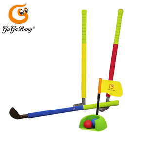 Outdoor Game Plastic Golf Toy For Kids Set