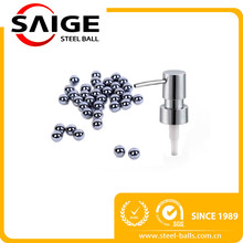 3.54mm in AISI360/360L stainless steel ball metal sphere