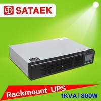 2015 1000w AC IGBT technology of high efficiency light rack-mount on-line ups