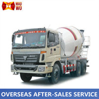 brand new good quality cement mixer truck for sale