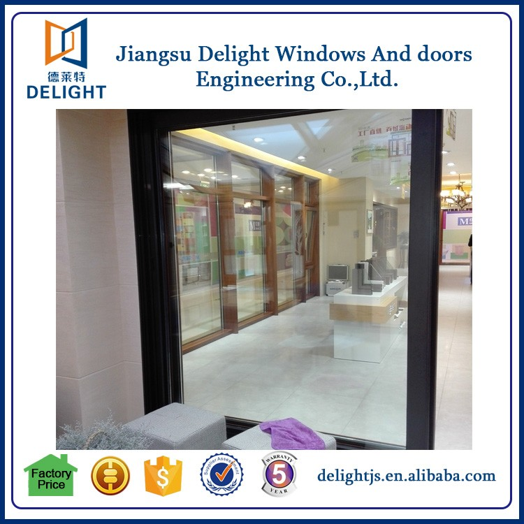 Made in china aluminum design sliding door replacement in construction