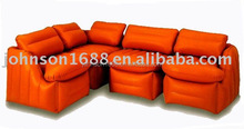 PVC inflatable sofa set